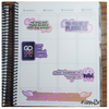 GO Wild - Classic Quotes Sticker Sheet